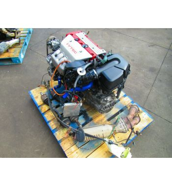 JDM 02-05 RSX K20A Type R Engine 2.0L VTEC Engine 6 Speed LSD Transmission Y2M3