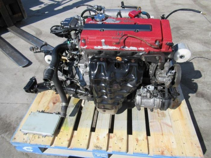 JDM Acura Integra Type R BC Engine Speed LSD Transmission - Acura integra transmission