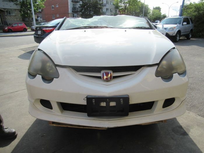 Acura Type R >> Jdm Rsx Type R Dc5 Front Clip Dc5 Jdm Acura Type R Front End